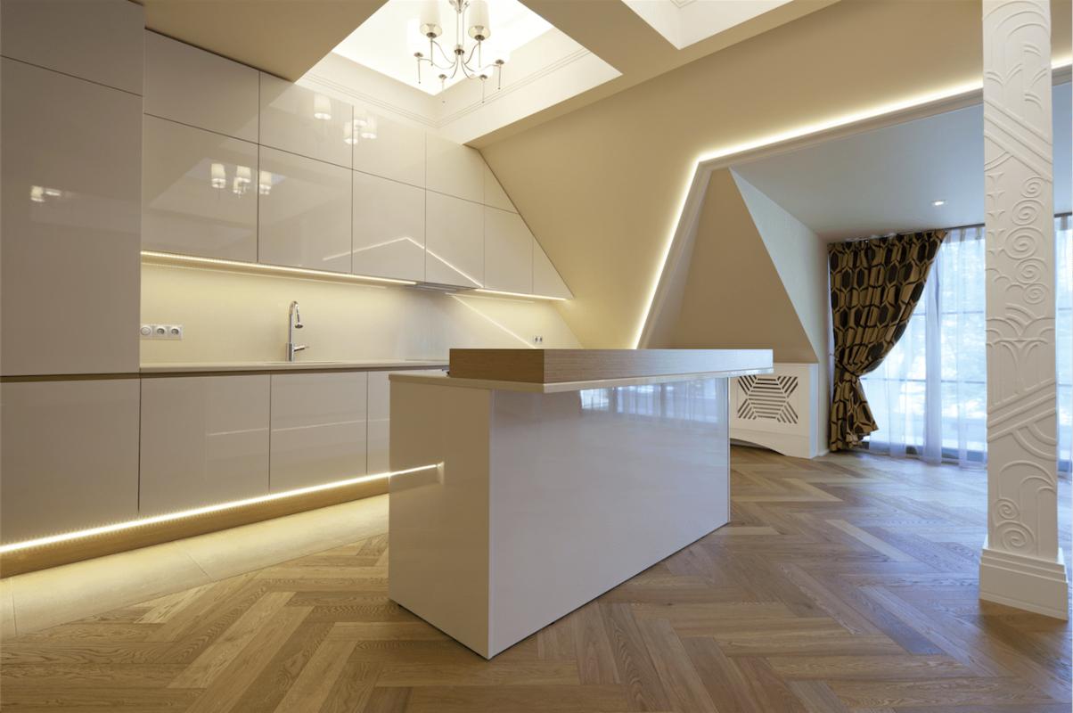 nett k chen led leiste bilder die besten wohnideen. Black Bedroom Furniture Sets. Home Design Ideas